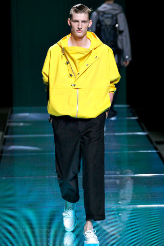 Неделя мужской моды в Париже: День 2. Изображение № 34.