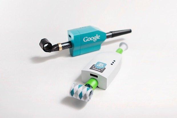 Японский Google представил метод ввода через язычок-гудок. Изображение № 2.