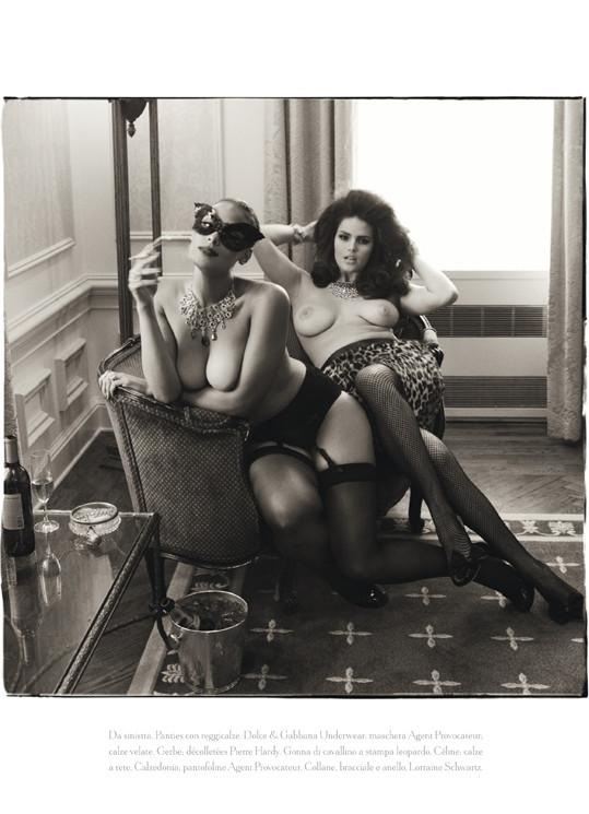 Изображение 2. Belle Vere by Steven Meisel.. Изображение № 2.