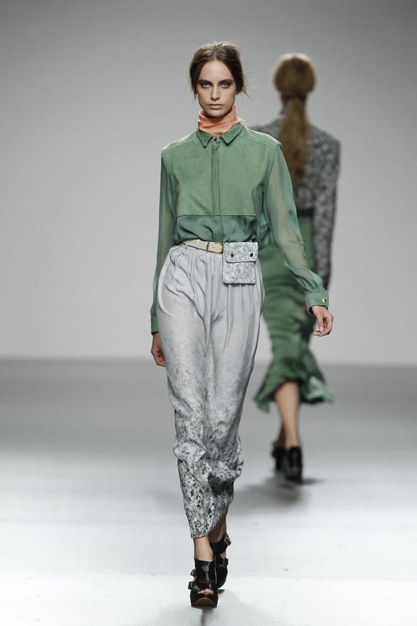 Madrid Fashion Week A/W 2012: El Colmillo de Morsa. Изображение № 19.
