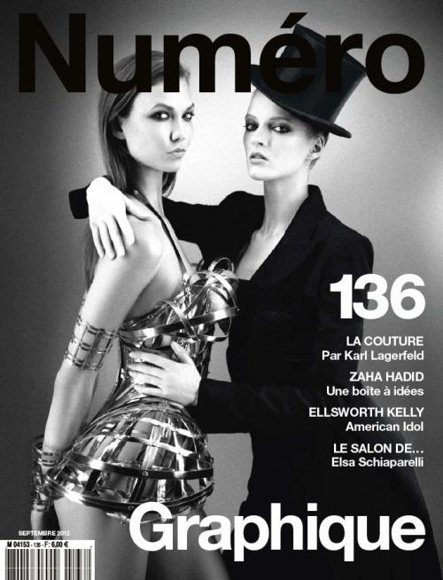 Обложки новых номеров V, Numero, Salt, Chicago Tribune, Dew, Tissue и Pop. Изображение № 3.
