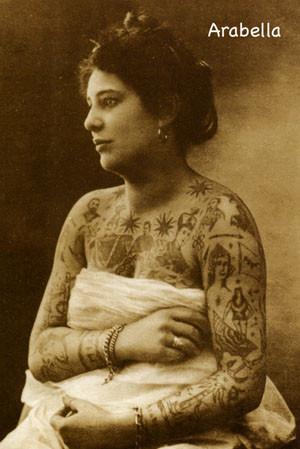 Татуировка XXвека. Изображение № 12.