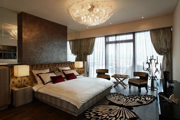 Компания Vesper представила апартаменты с интерьерами Premium-класса. Изображение № 1.