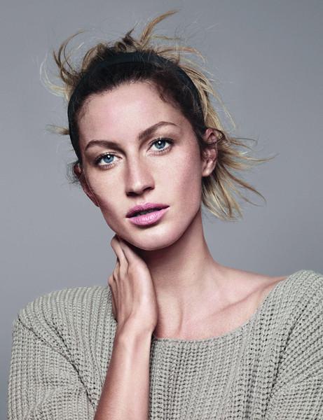 Жизель Бундхен представила новую коллекцию марки Esprit. Изображение № 3.