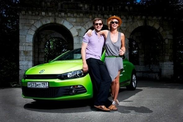 Изображение 9. Марка Volkswagen стала официальным автомобильным спонсором XXII-го Открытого кинофестиваля Кинотавр.. Изображение № 9.