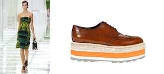 Изображение 33. Весенне-летняя коллекция Prada на обложках и в блогах.. Изображение № 24.