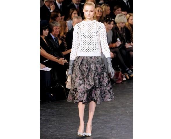 Можно все: Модели на показе Louis Vuitton. Изображение № 16.