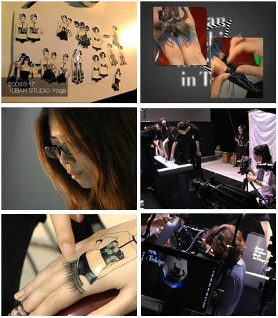 Показали напальцах : Japan Fashion Week 2010. Изображение № 4.