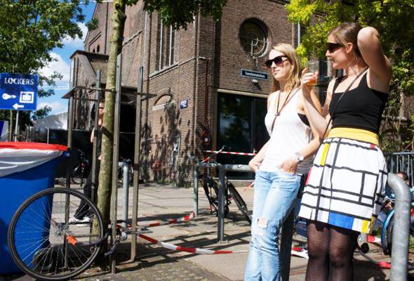 Фестиваль Pitch в Амстердаме: Танцы на бывшей фабрике, велотуры и Северное море. Изображение № 12.