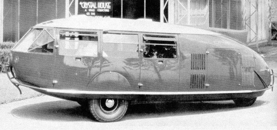 Автомобильные дизайнеры о концепт-карах XX века. Изображение № 8.