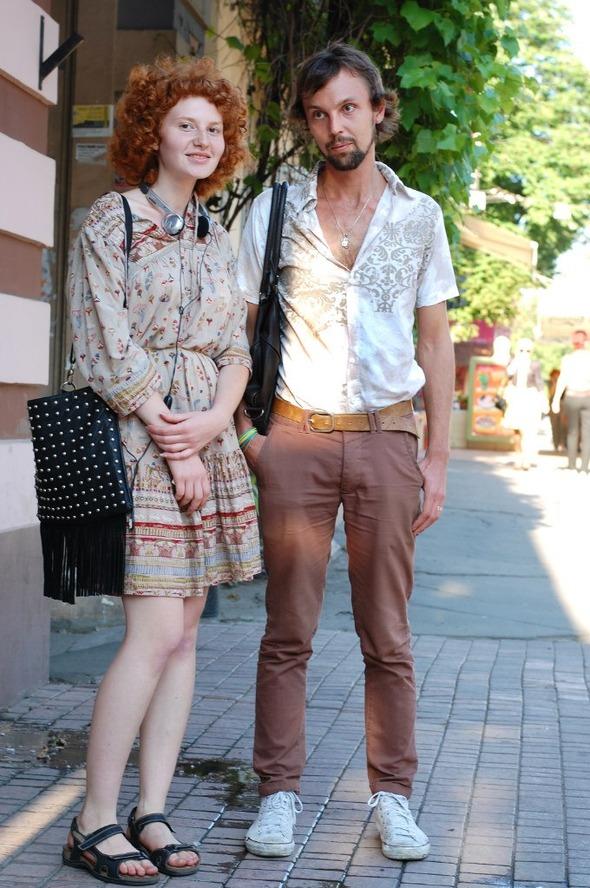 Street style в Одессе. Изображение № 7.