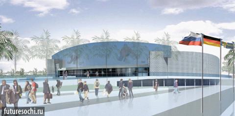 Стадионы Олимпийских Игр-2014. Изображение № 4.