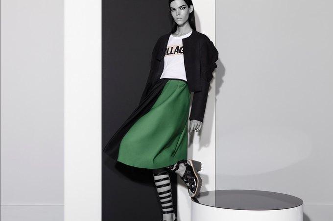 Вышли новые кампании Acne, Dior и Prada. Изображение № 8.