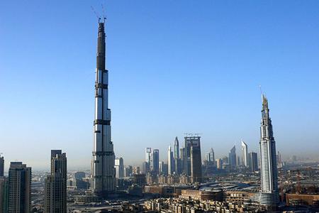 Высочайшее здание наземле. Изображение № 1.