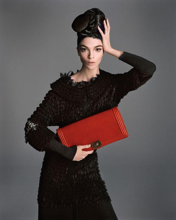 Съёмка: Мариакарла Босконо для Bergdorf Goodman. Изображение № 19.