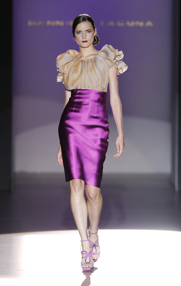 Madrid Fashion Week SS 2012: Hannibal Laguna. Изображение № 6.