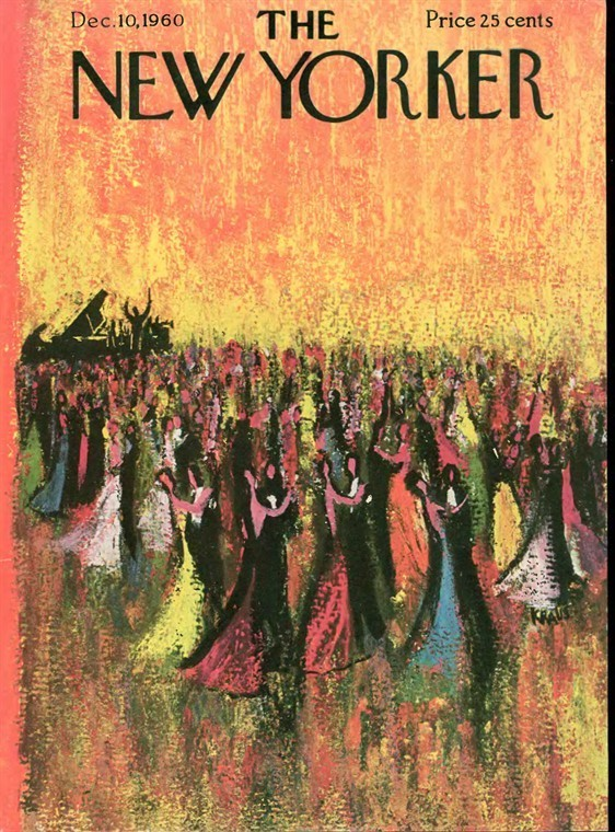 Обложки TheNew Yorker. Изображение № 36.