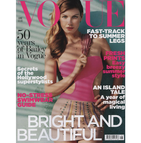 5 новых обложек Vogue. Изображение № 5.
