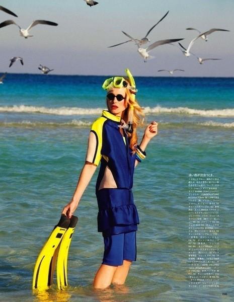 Изображение 1. Съемки: AnOther, L'Officiel, Vogue и другие.. Изображение № 41.