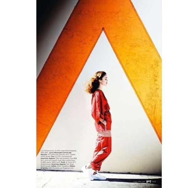 Изображение 28. Съемки: 10, Elle и Vogue.. Изображение № 28.