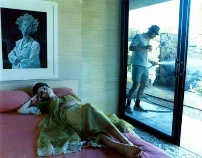 Фотоссесия Бреда Питта иАнджолины Джоли (2005) дляW. Изображение № 15.
