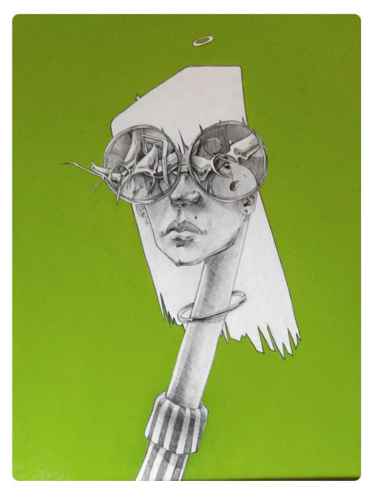 Интервью с граффити райтерами: Антон Baso. Изображение № 3.