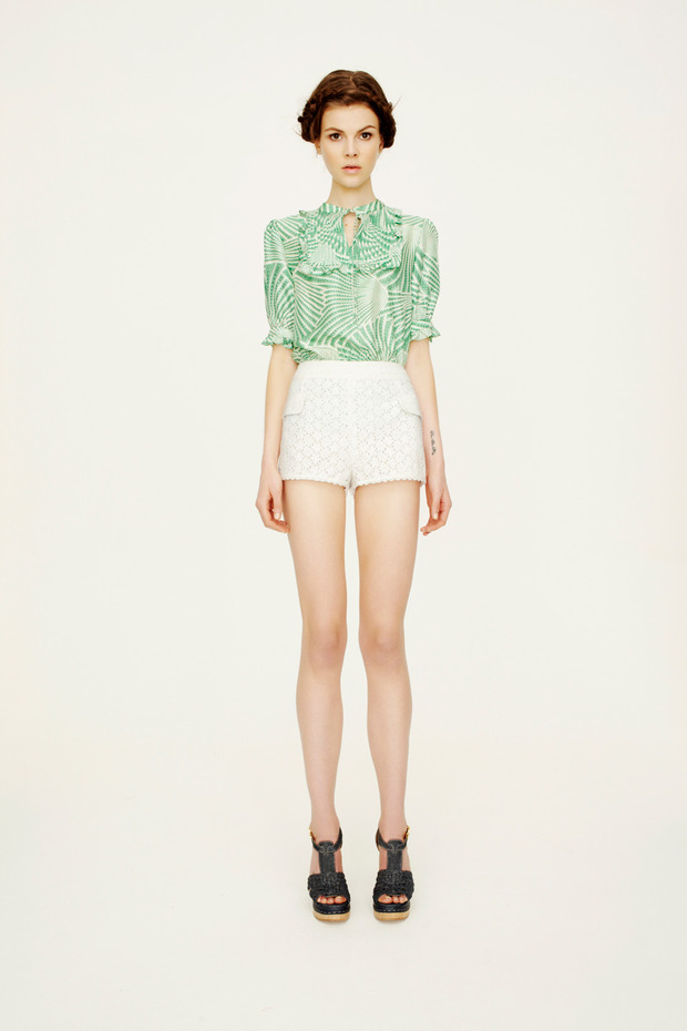 Collette by Collette Dinnigan. Resort 2013. Изображение № 13.
