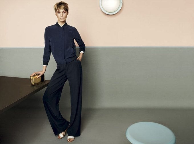 Max Mara, Prada и другие марки выпустили новые кампании. Изображение № 56.