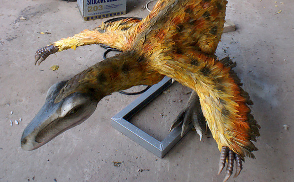 """""""Dinosaurs unleashed"""" или динозавры в Лондоне. Изображение № 16."""