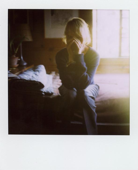 Scott Sternberg, старый поляроид иголливудские актрисы. Изображение № 19.
