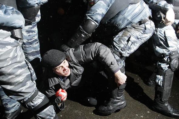 Сергей Пономарев из Ассошиэйтед пресс показывает фотографии и говорит о своем отношении к тому, что снимает, и делится тем, как это было.. Изображение № 47.