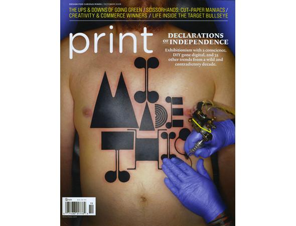 Изображение 41. Журналы недели: 6 популярных изданий о графическом дизайне.. Изображение № 44.