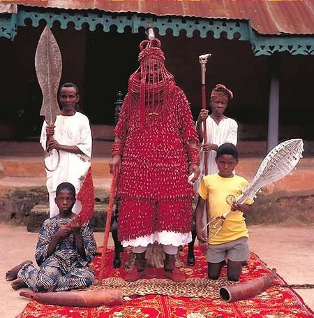 """Kings ofAfrica"" отДаниэля Лэнэ. Изображение № 18."