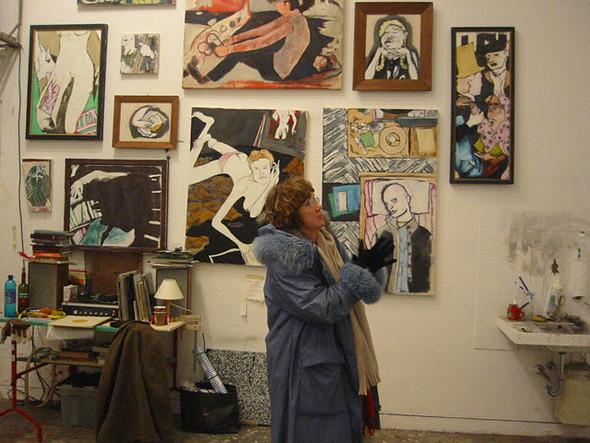 Как учиться в Германии: Мастерские, художники и биеннале глазами студента. Изображение № 14.