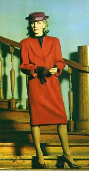 Советская мода: комбинаторность, футуризм и фирма. Изображение № 6.
