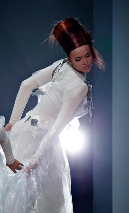 «МОНЕ» «Нежный кокон» на «Alternative Hair Show». Изображение № 2.
