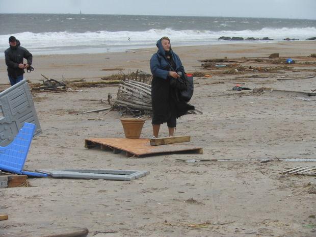 Эгоистические заметки о том, как я повстречался с супер-ураганом Сэнди. Изображение № 6.