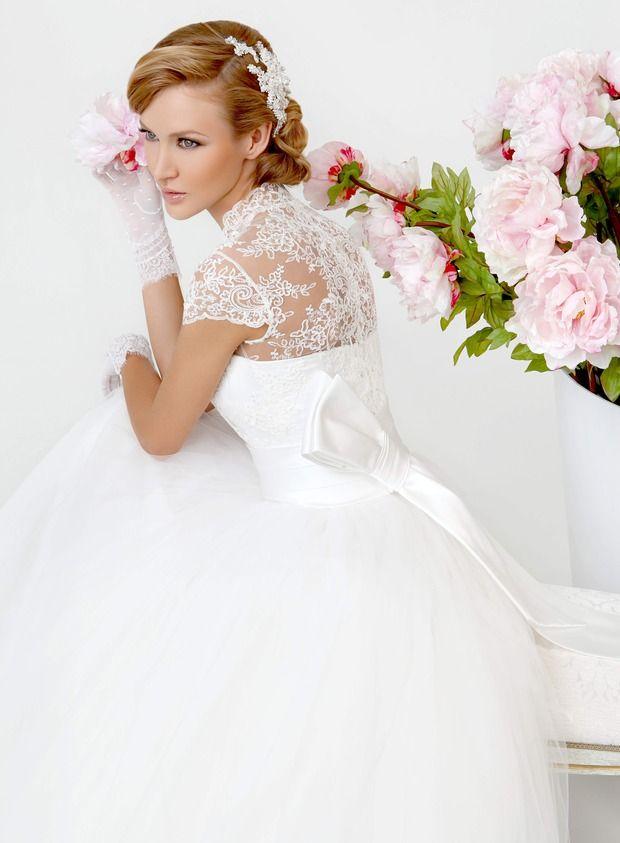Свадебная Коллекция  от дизайнера Татьяна Каплун-Kookla 2013 ( Simple White ). Изображение №25.
