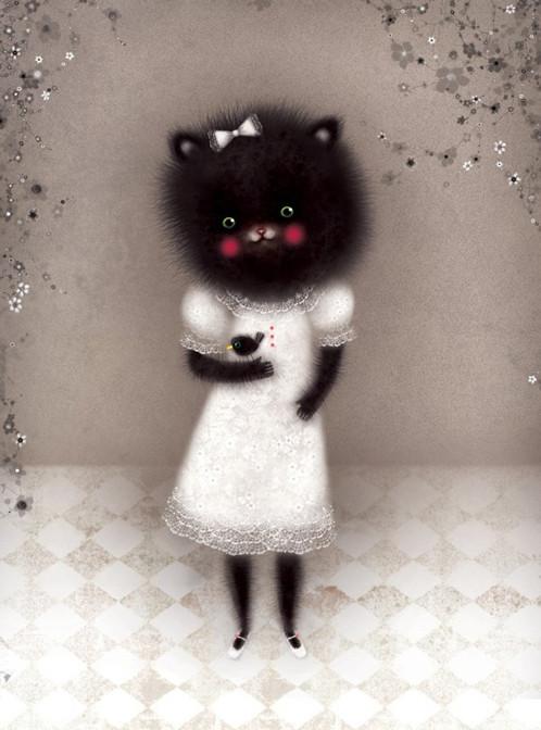 Изображение 68. Сказки на ночь от Лизы Эванс (Lisa Evans).. Изображение № 9.