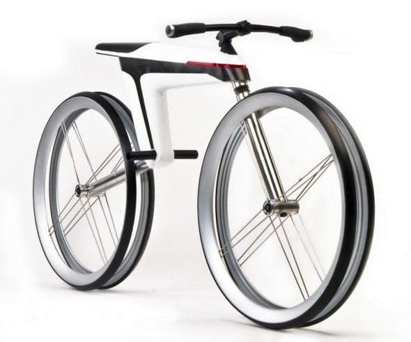 Электрический велосипед-HMK 561. Изображение № 1.