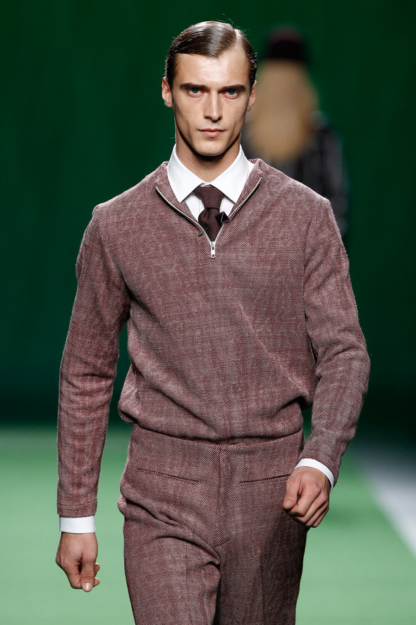 Madrid Fashion Week A/W 2012: Martin Lamothe. Изображение № 2.