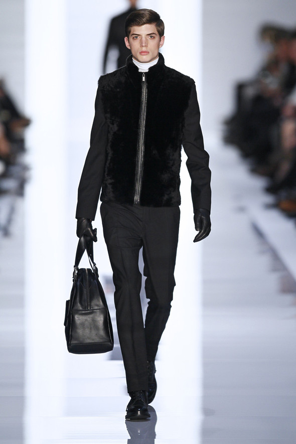 Berlin Fashion Week A/W 2012: Hugo by Hugo Boss. Изображение № 11.