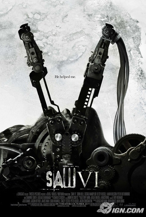 Saw VI – The Game Comes Full Circle (2009). Изображение № 1.