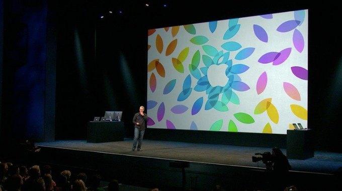 Трансляция: Apple представляет новые iPad и другие продукты. Изображение № 37.