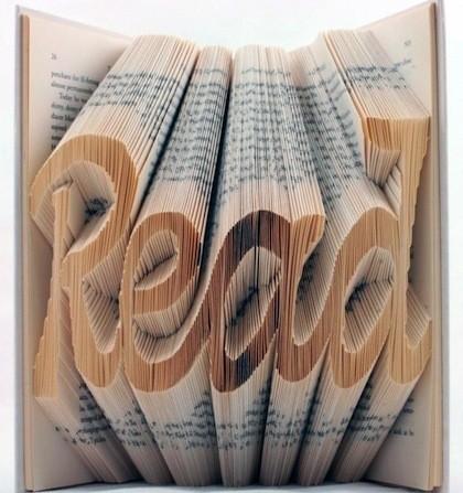 Изображение 9. Скульптуры из книг.. Изображение № 9.