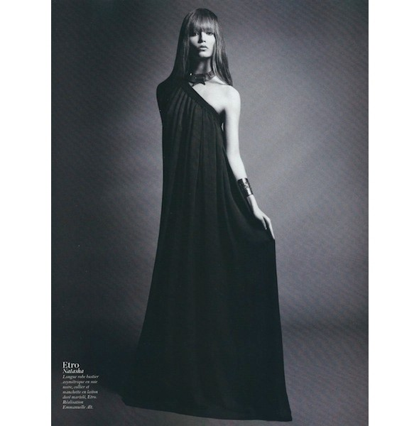 Изображение 16. Съемки: Harper's Bazaar, Industrie, Vogue и другие.. Изображение № 63.