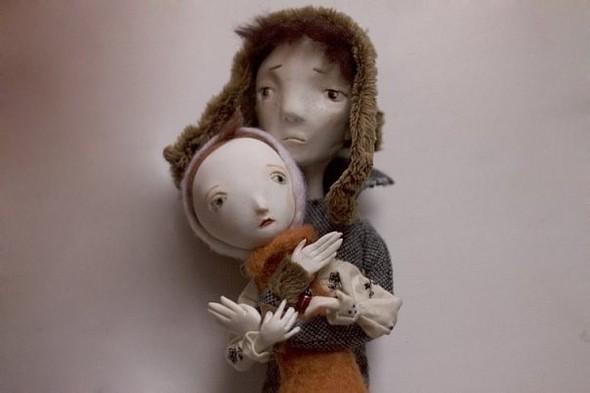 Курсы по изготовлению кукол. Изображение № 4.