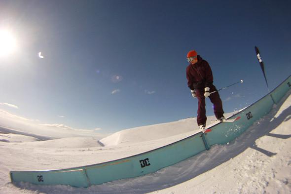 Skislide, Кировск DC Camp. Изображение № 12.