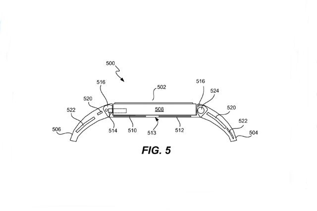 Apple получила патент на смарт-часы iTime . Изображение № 5.
