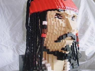 48 креативных LEGO творений. Изображение № 6.